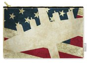 B17 Flying Fortress Vintage Carry-all Pouch