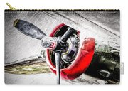 B25 Abstract Carry-all Pouch