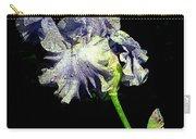 Babbling Brook Iris  Carry-all Pouch