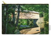 Babb's Covered Bridge Carry-all Pouch