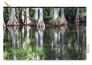 Babcock Wilderness Ranch - Alligator Lake Reflections Carry-all Pouch