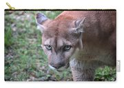 Babcock Wilderness Ranch - Oceola The Panther On The Prowl Carry-all Pouch