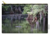 Babcock Wilderness Ranch - Peaceful Alligator Lake Carry-all Pouch