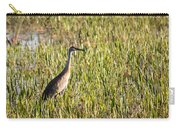 Babcock Wilderness Ranch - Sandhill Crane Carry-all Pouch