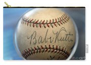 Babe Ruth Baseball. Carry-all Pouch
