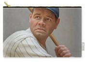 Babe Ruth Statue Carry-all Pouch