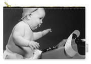 Baby Accountant Carry-all Pouch
