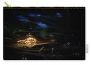 Baby Alligator At Night Carry-all Pouch