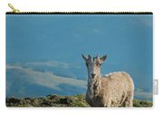 Baby Big Horn Sheep Carry-all Pouch