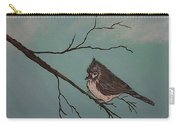 Baby Bird Carry-all Pouch by Ginny Youngblood