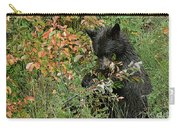 Baby Black Bear Carry-all Pouch
