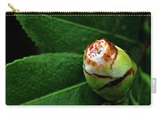 Baby Camellia Carry-all Pouch
