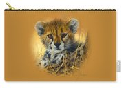 Baby Cheetah  Carry-all Pouch