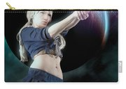 Baby Doll Shoots Back Carry-all Pouch