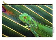 Baby Green Iguana Carry-all Pouch