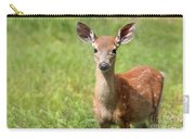 Baby In The Tall Grass Carry-all Pouch