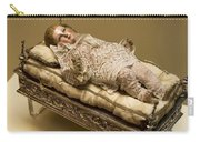 Baby Jesus In Lace Carry-all Pouch