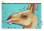 Baby Llama Carry-all Pouch