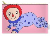 Baby Rag Doll Carry-all Pouch