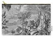 Babylon: Sun Worship Carry-all Pouch