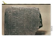 Babylonian Calendar Carry-all Pouch