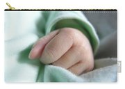 Baby's Hand Carry-all Pouch