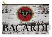 Bacardi Wood Art Carry-all Pouch