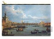 Bacino Di San Marco From Canale Della Giudecca Carry-all Pouch