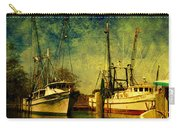 Back Home In The Harbor Carry-all Pouch
