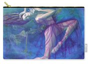 Back In Time Carry-all Pouch by Dorina  Costras