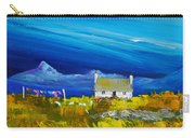 Back  Of Keppoch Cottage, Arisaig Carry-all Pouch