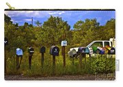 Back Road Mailboxes Carry-all Pouch