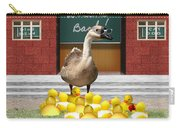 Back To School Little Duckies Carry-all Pouch