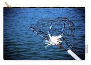 Back To The Bay Blue Crab Carry-all Pouch