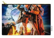 Back To The Future Part IIi 1990 Carry-all Pouch