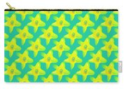 Background Choice Daffodils Carry-all Pouch
