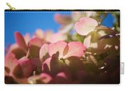 Backlit Hydrangea Carry-all Pouch