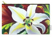 Backlit Lilly Carry-all Pouch