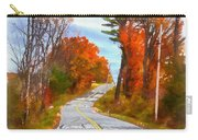 Backroads Vermont Carry-all Pouch
