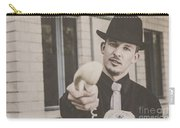 Backstreet Of Gangland America Carry-all Pouch