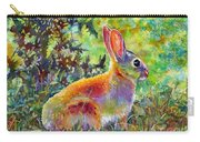 Backyard Bunny Carry-all Pouch