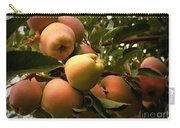 Backyard Garden Series - Apples Cluster Carry-all Pouch