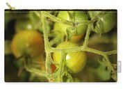 Backyard Garden Series - Green Cherry Tomatoes Carry-all Pouch