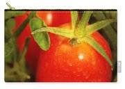 Backyard Garden Series - Roma Tomatoes Carry-all Pouch