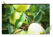 Backyard Garden Series- Golden Delicious Apples Carry-all Pouch