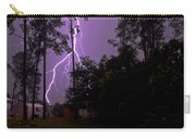 Backyard Lightning Carry-all Pouch