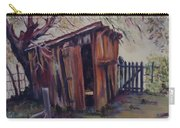 Backyard Shed Carry-all Pouch