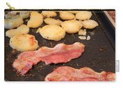 Bacon And Potatoes On A Griddle Carry-all Pouch
