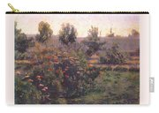 bacon garden landscape c1894 Henry Bacon Carry-all Pouch