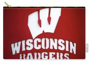 Badgers Carry-all Pouch